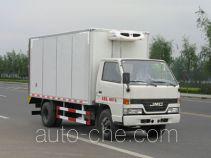 程力威牌CLW5040XLCJ4型冷藏车