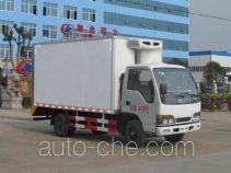 程力威牌CLW5040XLCQ4型冷藏车