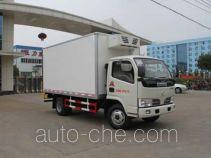 程力威牌CLW5041XLC4型冷藏车