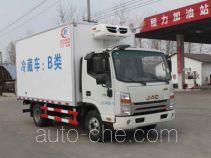 程力威牌CLW5041XLCH5型冷藏车