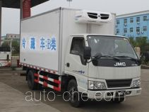 Chengliwei CLW5041XLCJ5 refrigerated truck