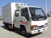程力威牌CLW5041XLCQ4型冷藏车