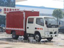 程力威牌CLW5042XWT4型舞台车