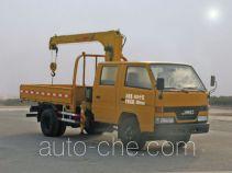 Chengliwei CLW5060JSQ4 truck mounted loader crane