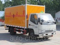 Chengliwei CLW5060XQYJ4 explosives transport truck