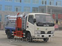 Chengliwei CLW5061ZYS3 side-loading garbage compactor truck