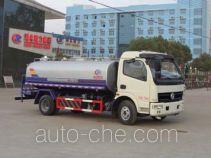 程力威牌CLW5070GPSE5NG型绿化喷洒车