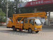 Chengliwei CLW5070JGKQ5 aerial work platform truck