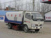 Chengliwei CLW5071TSL4 street sweeper truck