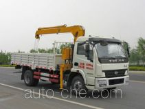 Chengliwei CLW5080JSQN4 truck mounted loader crane