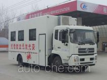 Chengliwei CLW5080XCXD4 blood collection medical vehicle