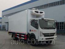 程力威牌CLW5080XLC4型冷藏车