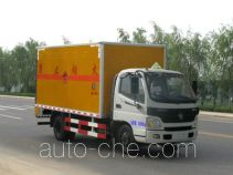 Chengliwei CLW5080XQYB4 explosives transport truck