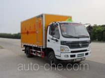 Chengliwei CLW5080XQYB5 explosives transport truck
