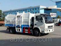 Chengliwei CLW5080ZDJT5 docking garbage compactor truck