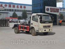 Chengliwei CLW5080ZXXD5 detachable body garbage truck
