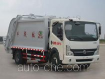 Chengliwei CLW5080ZYSD4 garbage compactor truck