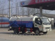 Chengliwei CLW5081GQW4 sewer flusher and suction truck