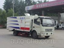 Chengliwei CLW5081TSLD5 street sweeper truck