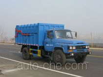 Chengliwei CLW5100ZDJT3 back loading garbage truck