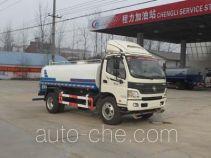 Chengliwei CLW5120GPSB5 sprinkler / sprayer truck