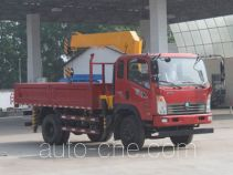 Chengliwei CLW5120JSQZ4 truck mounted loader crane
