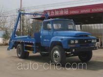 程力威牌CLW5121ZBST5型摆臂式垃圾车