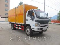 Chengliwei CLW5129XQYB4 explosives transport truck