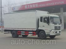 Chengliwei CLW5130XWTD4 mobile stage van truck