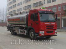 Chengliwei CLW5160GYYLC5 aluminium oil tank truck