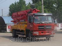 Chengliwei CLW5160THB4 concrete pump truck