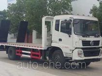 Chengliwei CLW5160TPBD5 flatbed truck