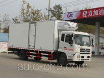 程力威牌CLW5160XLCD4型冷藏车