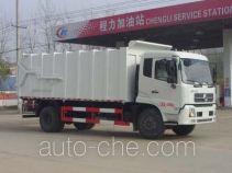 Chengliwei CLW5160ZDJD4 docking garbage compactor truck