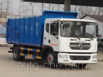 Chengliwei CLW5160ZDJD5 docking garbage compactor truck