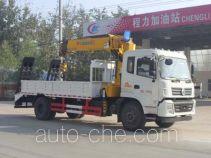 Chengliwei CLW5162JSQT4 truck mounted loader crane