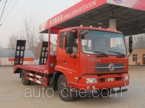 Chengliwei CLW5163TPBD4 flatbed truck