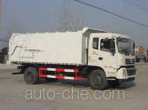 Chengliwei CLW5166ZDJT4 docking garbage compactor truck