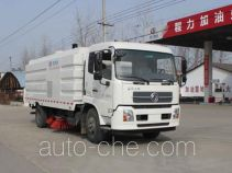 Chengliwei CLW5168TSLD5 street sweeper truck