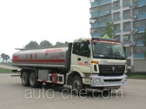 Chengliwei CLW5250GHYB3 chemical liquid tank truck