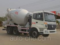 Chengliwei CLW5250GJBB4 concrete mixer truck