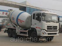 Chengliwei CLW5250GJBD4 concrete mixer truck
