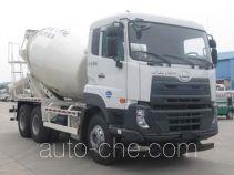 Chengliwei CLW5250GJBDN concrete mixer truck
