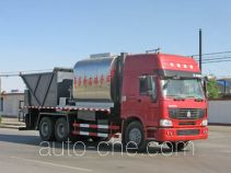 Chengliwei CLW5250TFCZ synchronous chip sealer truck