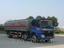 Chengliwei CLW5251GHYB3 chemical liquid tank truck