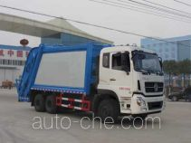 Chengliwei CLW5251ZYSD5 garbage compactor truck