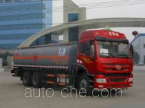 Chengliwei CLW5252GRYC4 flammable liquid tank truck