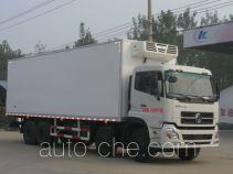 程力威牌CLW5310XLCD4型冷藏车