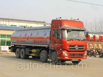 Chengliwei CLW5311GHY3 chemical liquid tank truck
