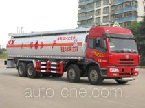 Chengliwei CLW5312GHYC3 chemical liquid tank truck